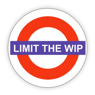 Костер (подставка под кружку) Limit The WIP