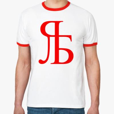 Футболка Ringer-T Новый иероглиф