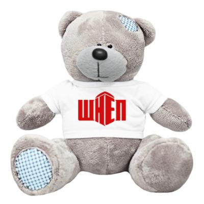 Плюшевый мишка Тедди Когда - Тардис