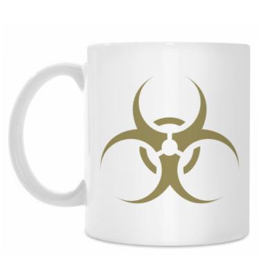 Кружка Biohazard