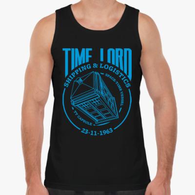 Майка Time Lord