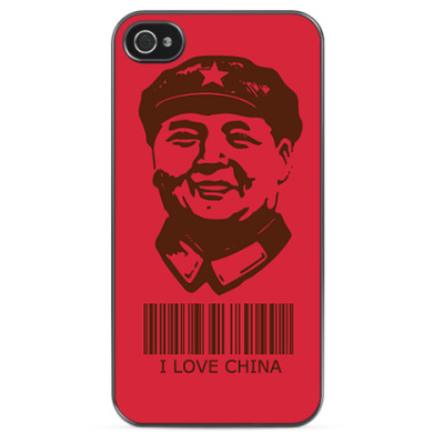 Чехол для iPhone Made in China