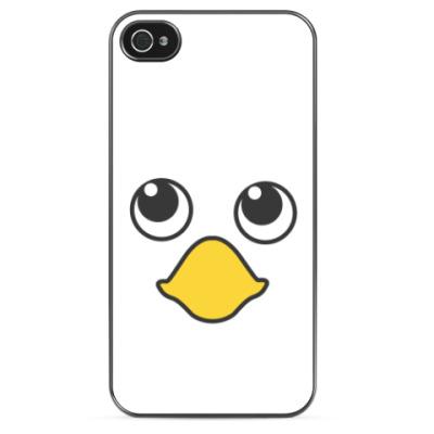 Чехол для iPhone Утёнок
