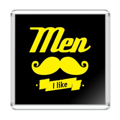Магнит Men I like