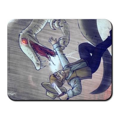 Коврик для мыши Коврик «Погонщик Ихтиандров»