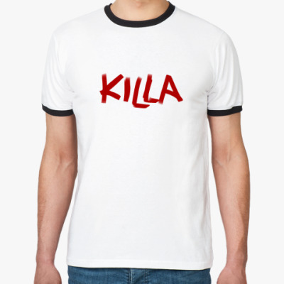 Футболка Ringer-T KILLA
