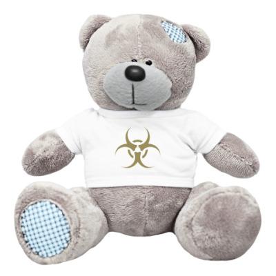 Плюшевый мишка Тедди Мишка Biohazard