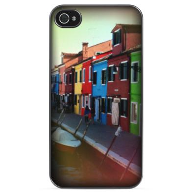 Чехол для iPhone Венеция