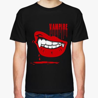 Футболка Вампир