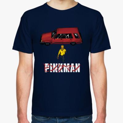 Футболка Pinkman car