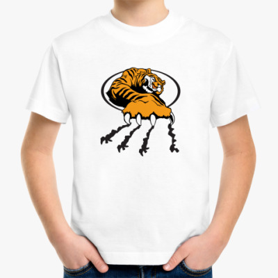 """Детская футболка Детс. футб. """"Коготь тигра"""""""