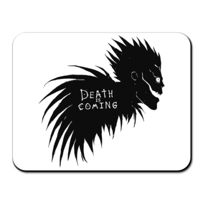 Коврик для мыши Death is coming