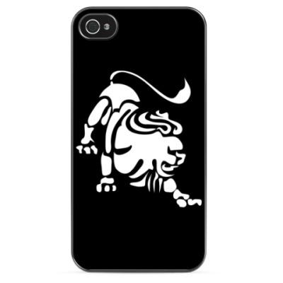 Чехол для iPhone Знаки зодиака: Лев