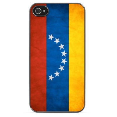 Чехол для iPhone Флаг Венесуэлы