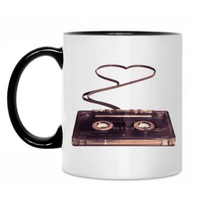 Кружка музыка - это любовь