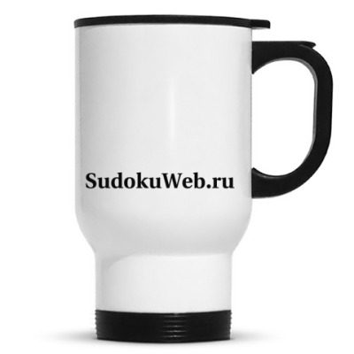 Судоку - термокружка