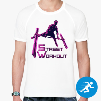 Спортивная футболка Street Workout. Edge #5