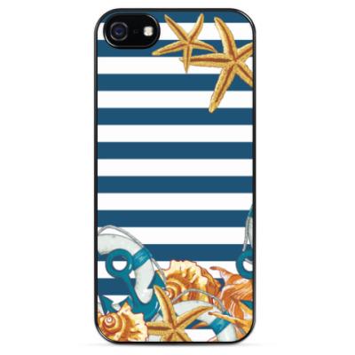 Чехол для iPhone Морской
