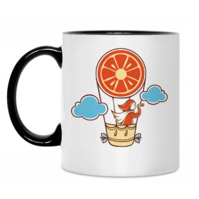 Кружка Апельсинка