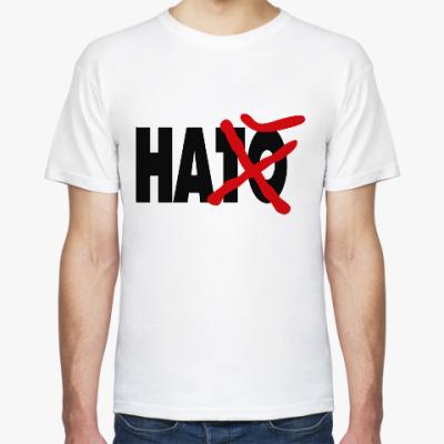 Футболка НАТО на Х