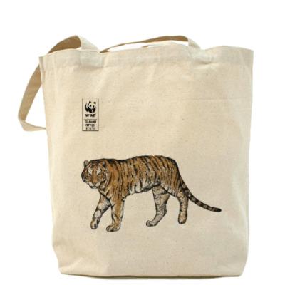Сумка WWF. Тигр