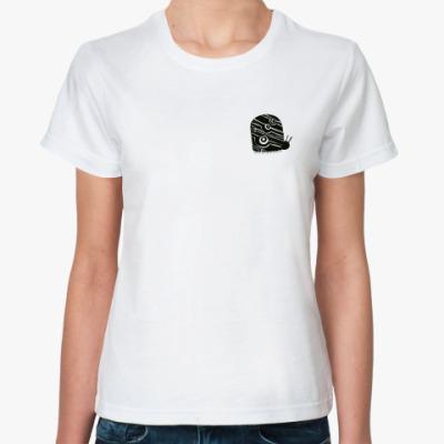 Классическая футболка жукашка