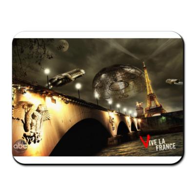 Коврик для мыши Коврик Vive la France