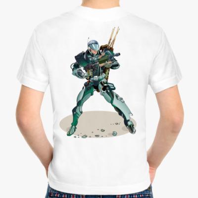 Детская футболка Billiard Space Ranger