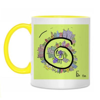 Кружка Кружка Город
