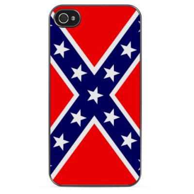 Чехол для iPhone Флаг Конфедератов