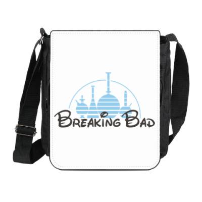 Сумка на плечо (мини-планшет) Breaking Bad Chemistry