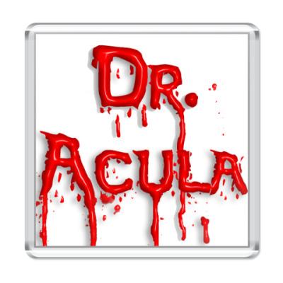 Магнит  Доктор Акула (blood)