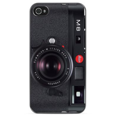Чехол для iPhone Камера Leica M9