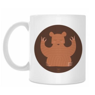 Кружка Animal Zen: B is for Bear