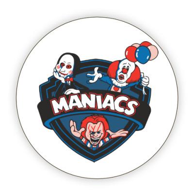 Костер (подставка под кружку) Maniacs