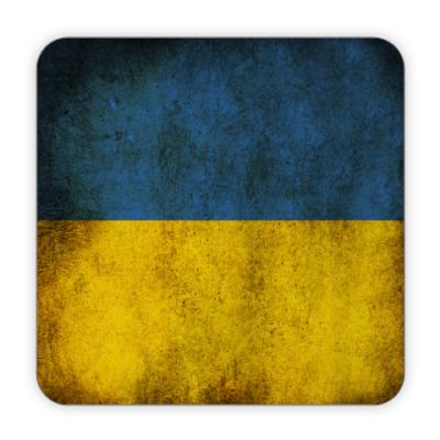 Костер (подставка под кружку) Ukraine