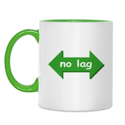 Кружка No lag