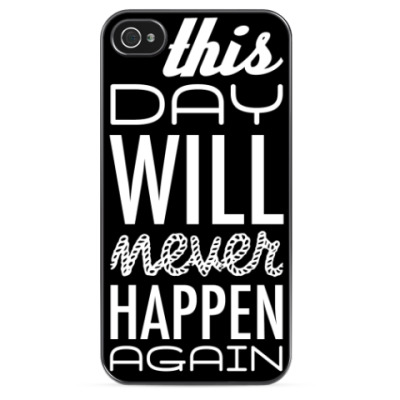 Чехол для iPhone 'Day'