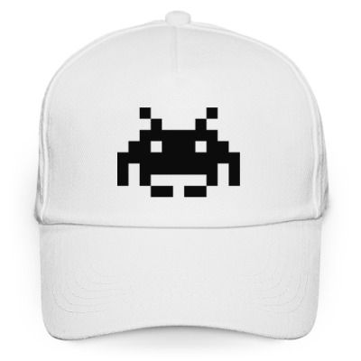 Кепка бейсболка Space invaders