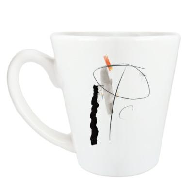 Чашка Латте конструктивист
