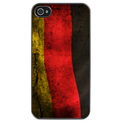 Чехол для iPhone Флаг Германии