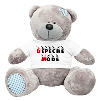 Плюшевый мишка Тедди Мишка Depeche Mode