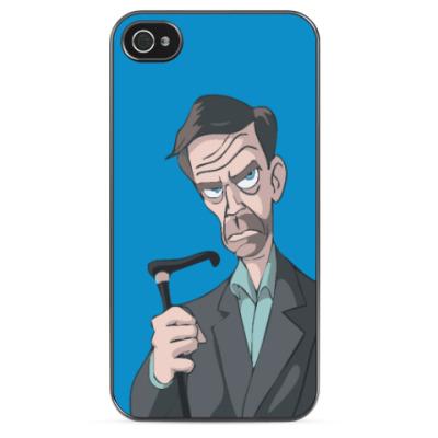 Чехол для iPhone Доктор Хаус