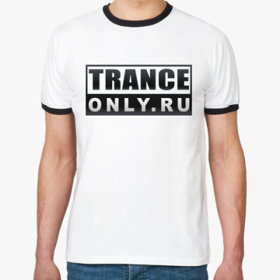Футболка Ringer-T TranceOnly