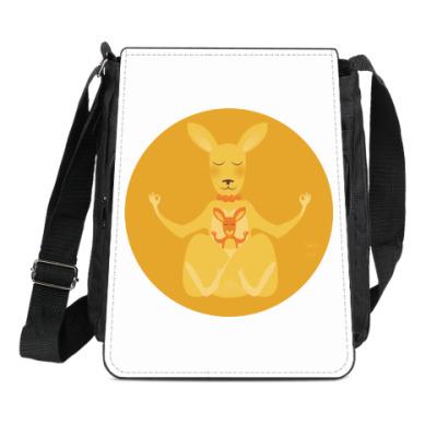 Сумка-планшет Animal Zen: K is for Kangaroo
