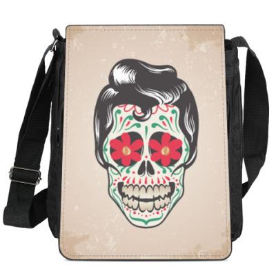 Сумка-планшет Skull Boy