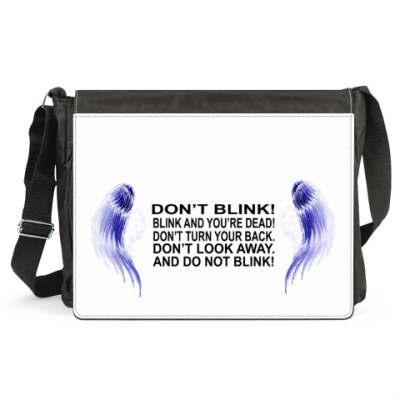 Сумка Don't blink!