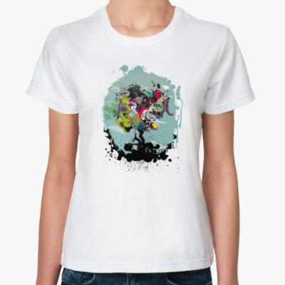 Классическая футболка Dota: Душа Дерева