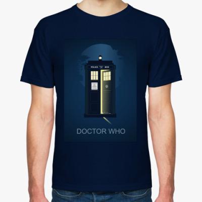 Футболка Doctor Who