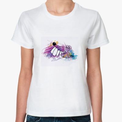 Классическая футболка  - мышка
